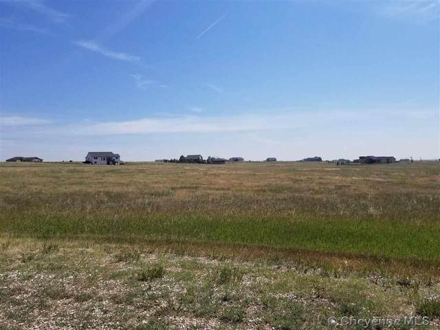 Lot 178 Hideaway Trl, Cheyenne, WY 82009 (MLS #79576) :: RE/MAX Capitol Properties
