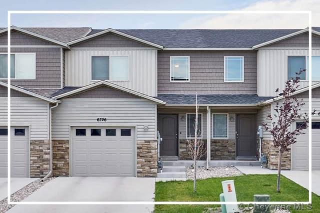 6726 Painted Rock Tr, Cheyenne, WY 82001 (MLS #79590) :: RE/MAX Capitol Properties
