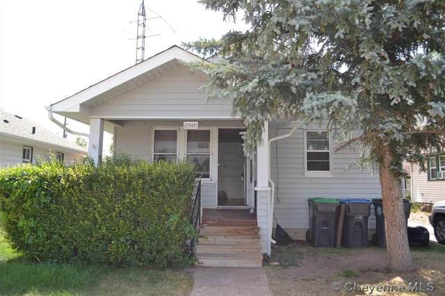 2618 Maxwell Ave, Cheyenne, WY 82001 (MLS #79596) :: RE/MAX Capitol Properties