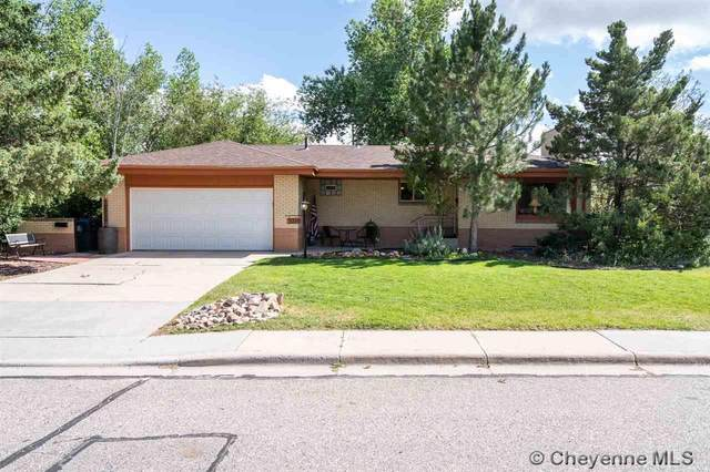 3710 Dover Rd, Cheyenne, WY 82001 (MLS #79598) :: RE/MAX Capitol Properties