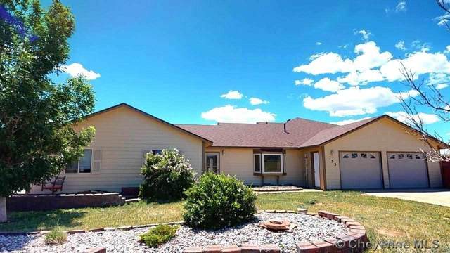 753 Latigo Loop, Cheyenne, WY 82009 (MLS #79600) :: RE/MAX Capitol Properties