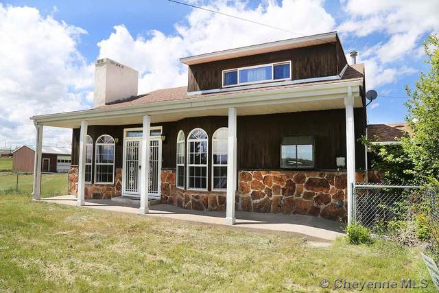 414 W Allison Rd, Cheyenne, WY 82007 (MLS #79602) :: RE/MAX Capitol Properties