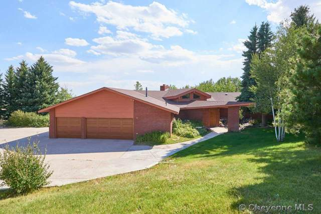 10112 Buck Brush Rd, Cheyenne, WY 82009 (MLS #79608) :: RE/MAX Capitol Properties