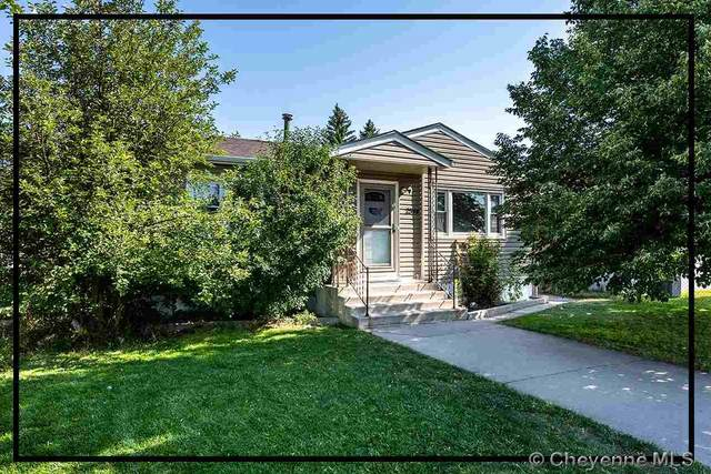 2544 E 8TH ST, Cheyenne, WY 82001 (MLS #79609) :: RE/MAX Capitol Properties