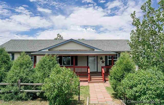 1080 Golden Range, Cheyenne, WY 82053 (MLS #79615) :: RE/MAX Capitol Properties