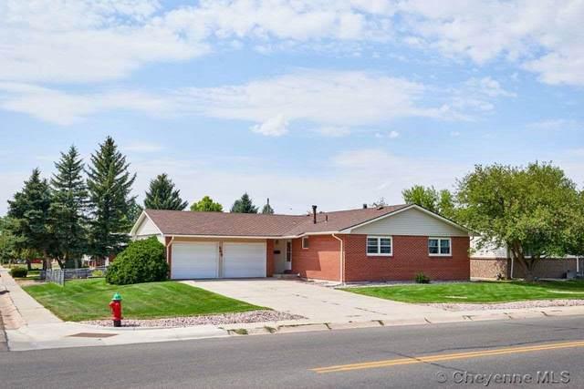 949 Carlson St, Cheyenne, WY 82009 (MLS #79635) :: RE/MAX Capitol Properties