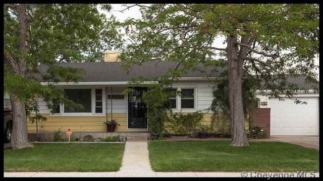 217 S House Ave, Cheyenne, WY 82007 (MLS #79636) :: RE/MAX Capitol Properties