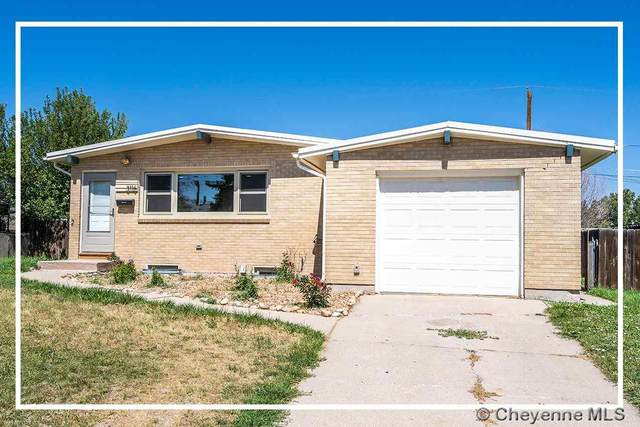 3116 Grier Blvd, Cheyenne, WY 82001 (MLS #79637) :: RE/MAX Capitol Properties