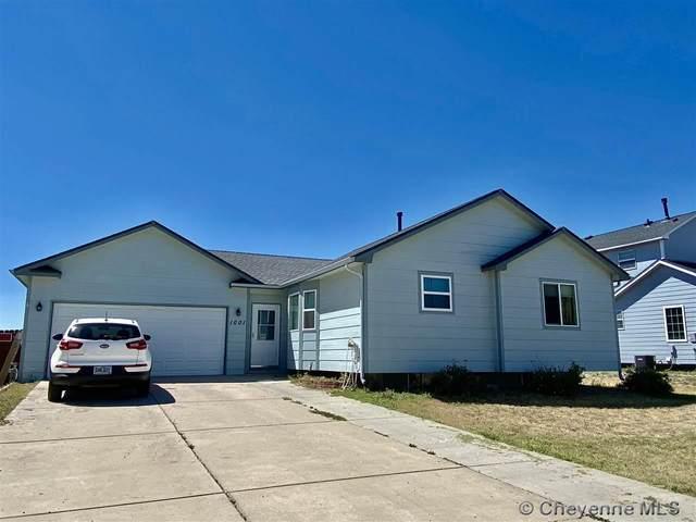 1001 Arcadian Dr, Cheyenne, WY 82007 (MLS #79642) :: RE/MAX Capitol Properties