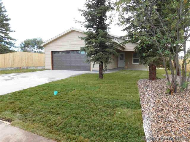 3619 Bevans St, Cheyenne, WY 82001 (MLS #79661) :: RE/MAX Capitol Properties