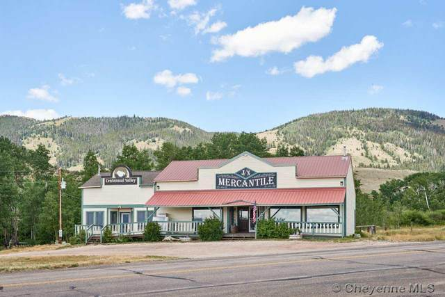 2772 Highway 130, Centennial, WY 82055 (MLS #79663) :: RE/MAX Capitol Properties