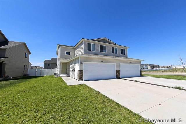 4020 Fire Walker Trl, Cheyenne, WY 82001 (MLS #79671) :: RE/MAX Capitol Properties