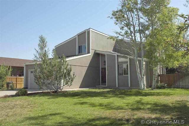 1167 Inca Dr, Laramie, WY 82072 (MLS #79701) :: RE/MAX Capitol Properties