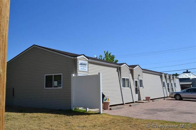 1556 Water St, Wheatland, WY 82201 (MLS #79719) :: RE/MAX Capitol Properties