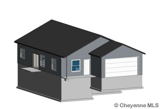 LOT 6 Goodnight Trl, Cheyenne, WY 82009 (MLS #79762) :: RE/MAX Capitol Properties