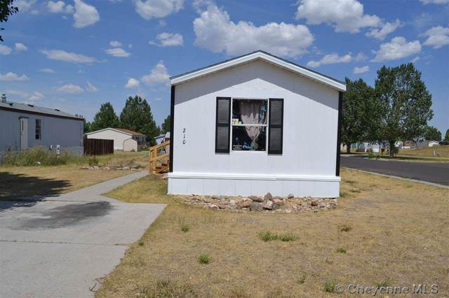 210 Little Valley Trl, Cheyenne, WY 82007 (MLS #79765) :: RE/MAX Capitol Properties