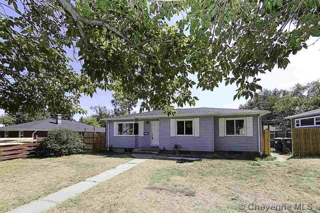 3545 Concord Rd, Cheyenne, WY 82001 (MLS #79784) :: RE/MAX Capitol Properties