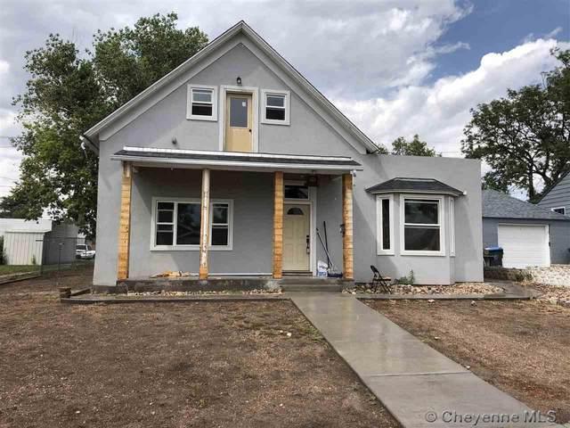 908 W 27TH ST, Cheyenne, WY 82001 (MLS #79786) :: RE/MAX Capitol Properties