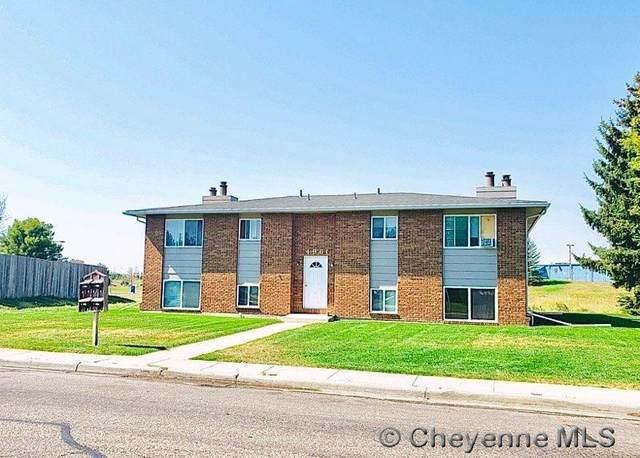 4961 King Arthur Wy, Cheyenne, WY 82001 (MLS #79804) :: RE/MAX Capitol Properties