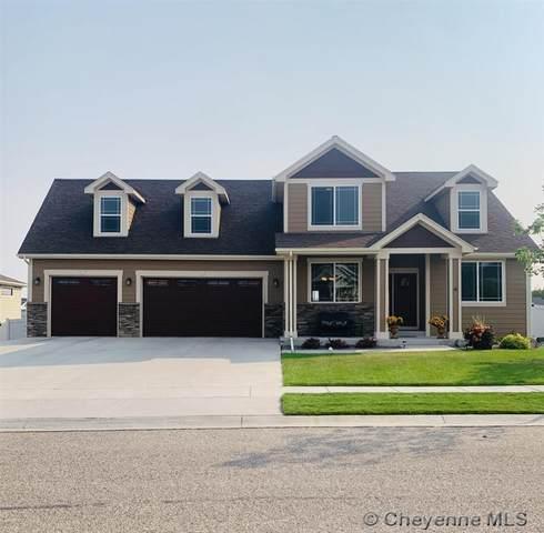 1021 Gabriel Dr, Cheyenne, WY 82009 (MLS #79825) :: RE/MAX Capitol Properties