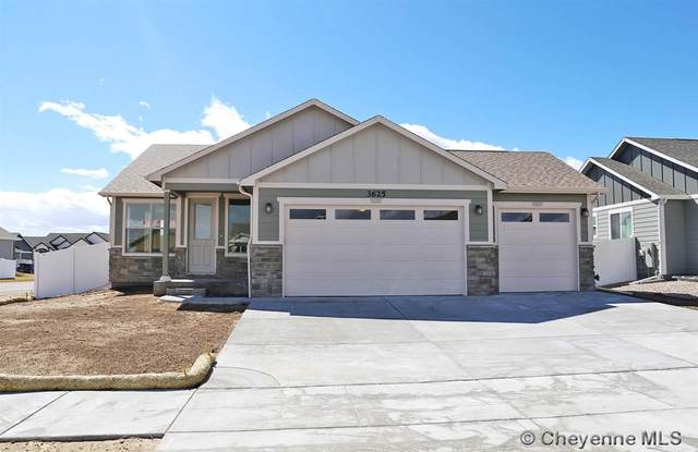 3816 Red Feather Tr, Cheyenne, WY 82001 (MLS #79830) :: RE/MAX Capitol Properties