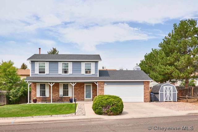 4212 Woodcrest Ave, Cheyenne, WY 82001 (MLS #79834) :: RE/MAX Capitol Properties