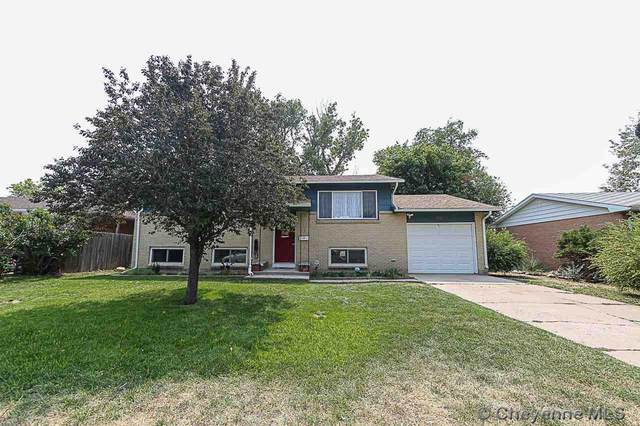 4701 E 14TH ST, Cheyenne, WY 82001 (MLS #79844) :: RE/MAX Capitol Properties