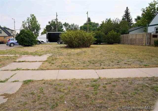 TBD E 22ND ST, Cheyenne, WY 82001 (MLS #79845) :: RE/MAX Capitol Properties