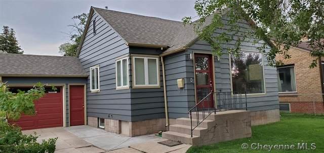 611 S 15TH ST, Laramie, WY 82070 (MLS #79860) :: RE/MAX Capitol Properties