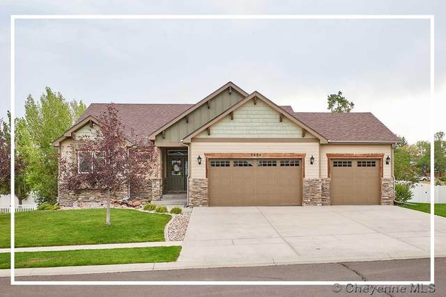 7434 Michelle Joy Heights, Cheyenne, WY 82009 (MLS #79880) :: RE/MAX Capitol Properties