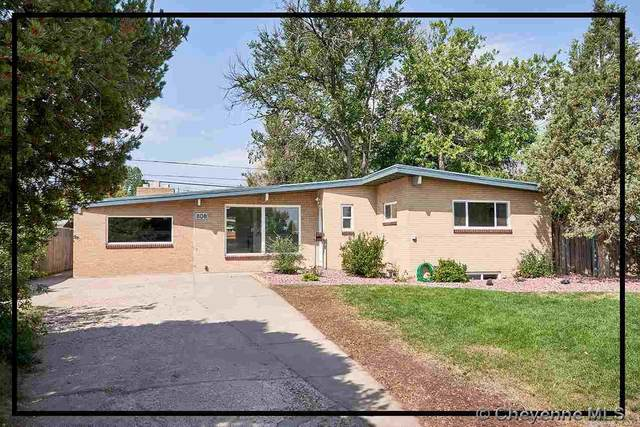 808 Windmill Rd, Cheyenne, WY 82001 (MLS #79886) :: RE/MAX Capitol Properties