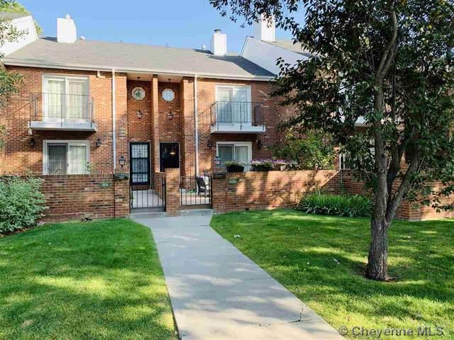 316 W 27TH ST, Cheyenne, WY 82001 (MLS #79912) :: RE/MAX Capitol Properties