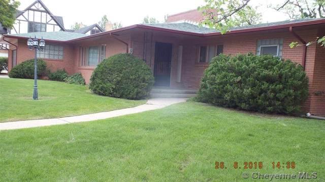 3601 Carey Ave, Cheyenne, WY 82001 (MLS #79918) :: RE/MAX Capitol Properties