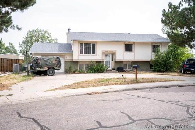 917 Phoenix Dr, Cheyenne, WY 82001 (MLS #79926) :: RE/MAX Capitol Properties