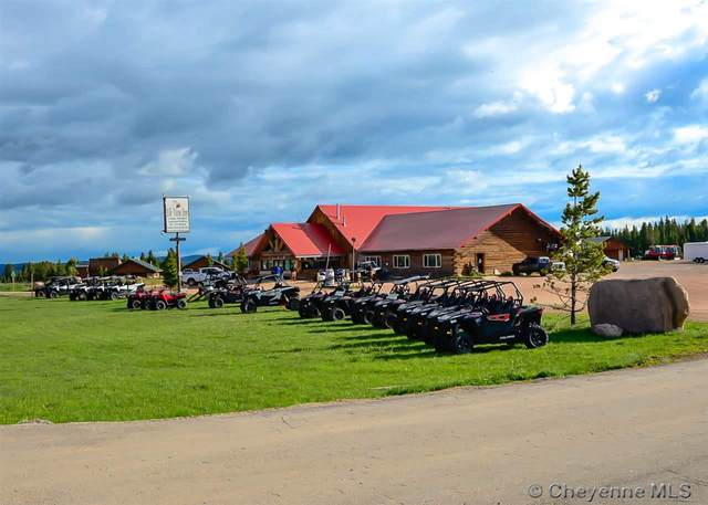 4622 W Us Hwy 14, Dayton, WY 82836 (MLS #79953) :: RE/MAX Capitol Properties