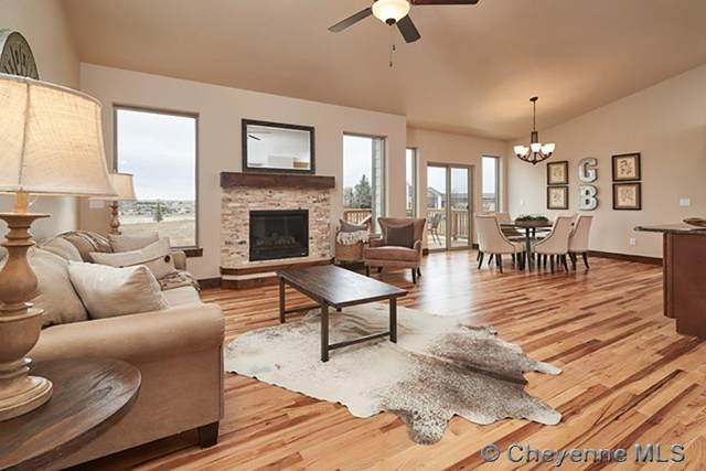 3505 Blue Feather Tr, Cheyenne, WY 82009 (MLS #79963) :: RE/MAX Capitol Properties