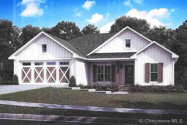 Lot 1 Doran Lane, Cheyenne, WY 82007 (MLS #79980) :: RE/MAX Capitol Properties
