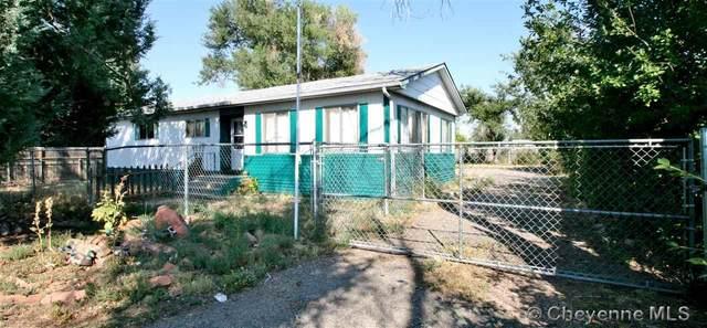 1109 Avenue C, Cheyenne, WY 82007 (MLS #79986) :: RE/MAX Capitol Properties