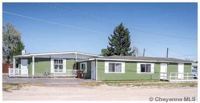4913 Ridge Rd, Cheyenne, WY 82001 (MLS #80000) :: RE/MAX Capitol Properties