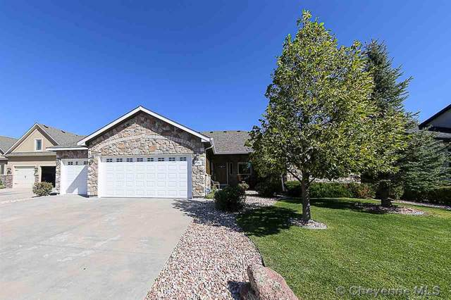 816 West Dale Blvd, Cheyenne, WY 82009 (MLS #80003) :: RE/MAX Capitol Properties