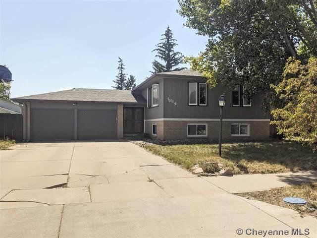 1814 Bill Nye Ave, Laramie, WY 82070 (MLS #80004) :: RE/MAX Capitol Properties