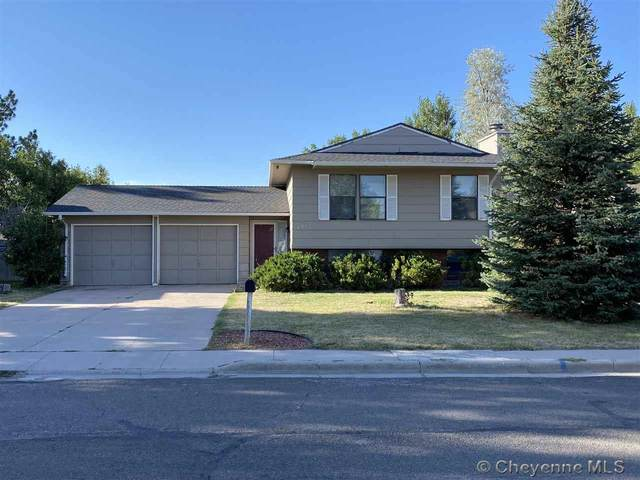 5311 Rangeview Dr, Cheyenne, WY 82001 (MLS #80007) :: RE/MAX Capitol Properties