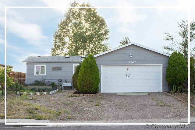 3542 Cleveland Ave, Cheyenne, WY 82009 (MLS #80008) :: RE/MAX Capitol Properties