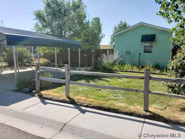 203 Julianna Rd, Cheyenne, WY 82007 (MLS #80012) :: RE/MAX Capitol Properties