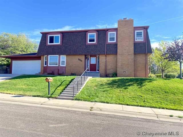 1702 Mill St, Laramie, WY 82072 (MLS #80022) :: RE/MAX Capitol Properties