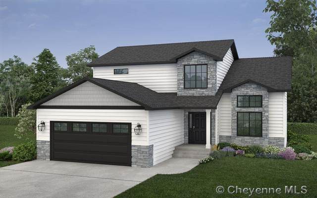 5818 Kenosha St, Cheyenne, WY 82001 (MLS #80025) :: RE/MAX Capitol Properties