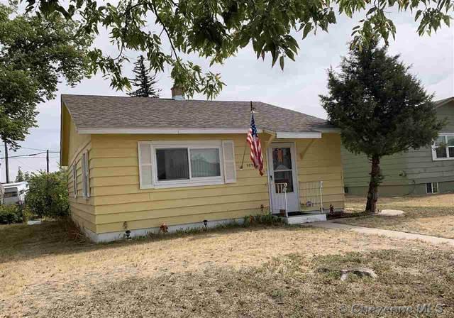509 Market St, Pine Bluffs, WY 82082 (MLS #80029) :: RE/MAX Capitol Properties
