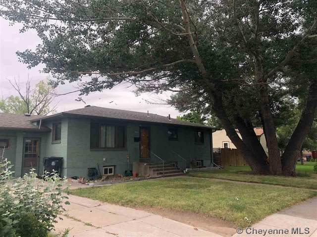 4783 Sagebrush Ave, Cheyenne, WY 82009 (MLS #80040) :: RE/MAX Capitol Properties