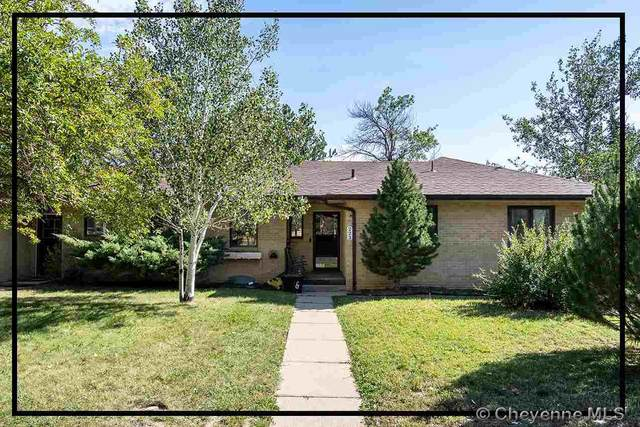 223 W 8TH AVE, Cheyenne, WY 82001 (MLS #80043) :: RE/MAX Capitol Properties
