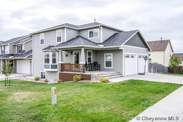 4924 Ruby Dr, Cheyenne, WY 82009 (MLS #80045) :: RE/MAX Capitol Properties